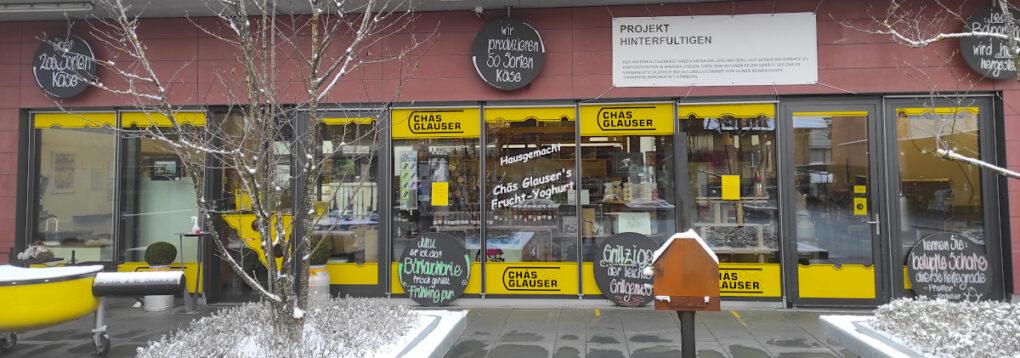 Verkaufsstelle Chäs Glauser